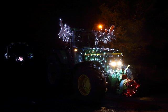 News Christmas Tractor Run 2017