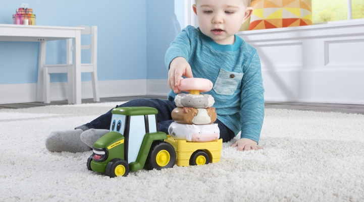 Farm models and tractor toys for all ages