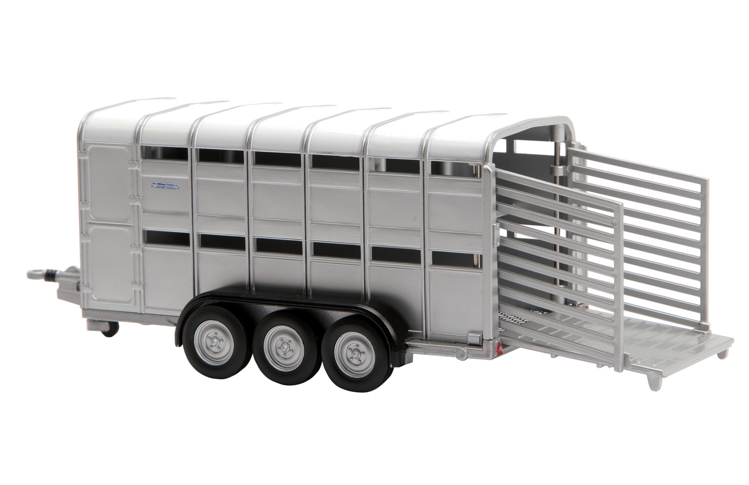 britains 40710a1 ifor williams livestock trailer. Black Bedroom Furniture Sets. Home Design Ideas