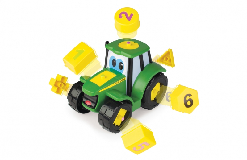 Jonny Tractor Learn and Play