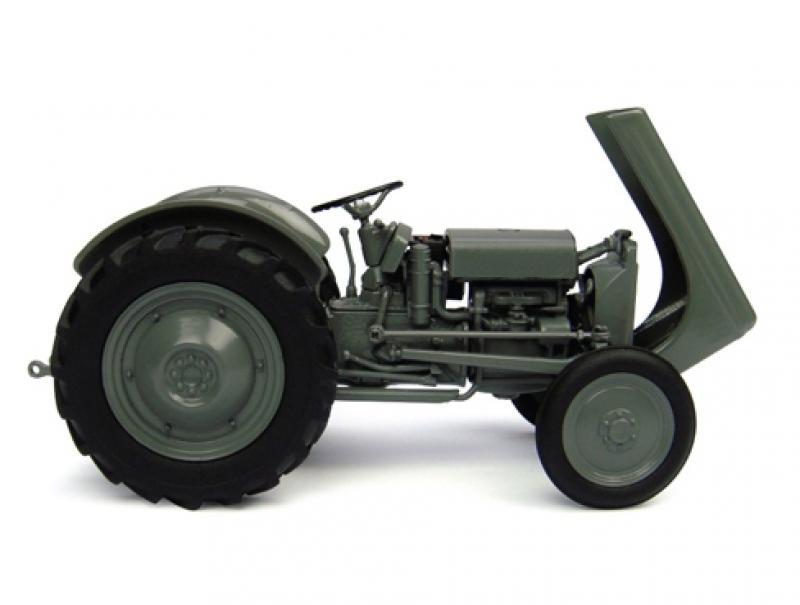 Little Grey Fergie Ferguson TEA20 Grey Model Tractor