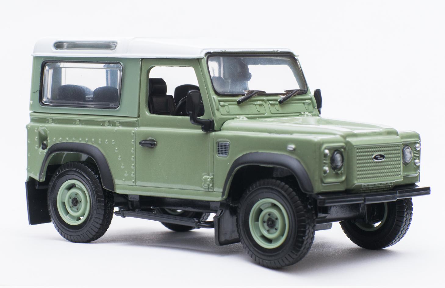 Britains 43110a1 Land Rover Defender Heritage Ltd Edition