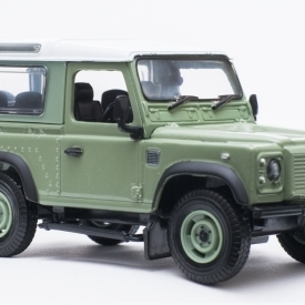 Land Rover Defender 'Heritage' Limited Edition