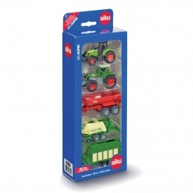 Gift Set 5 Agricultural Vehicles