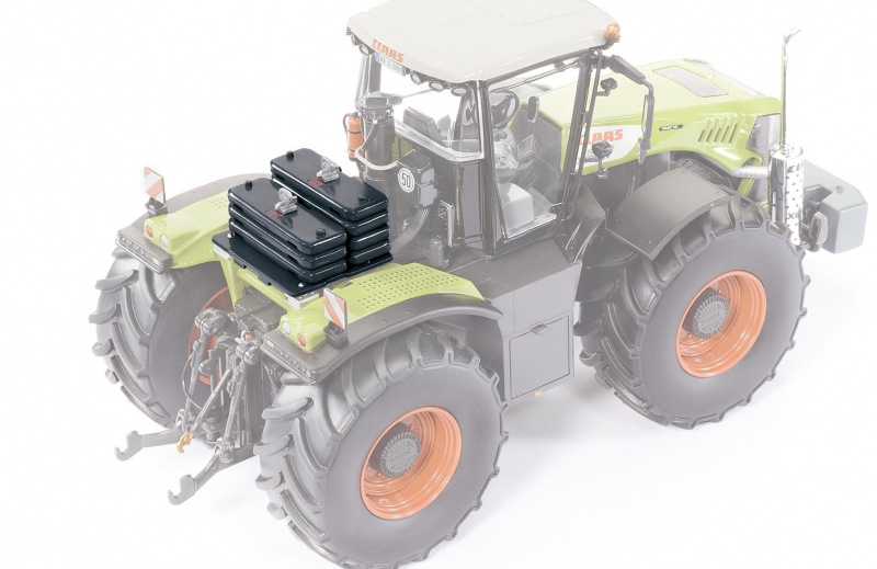 Claas Xerion Ballast Weights Image 3