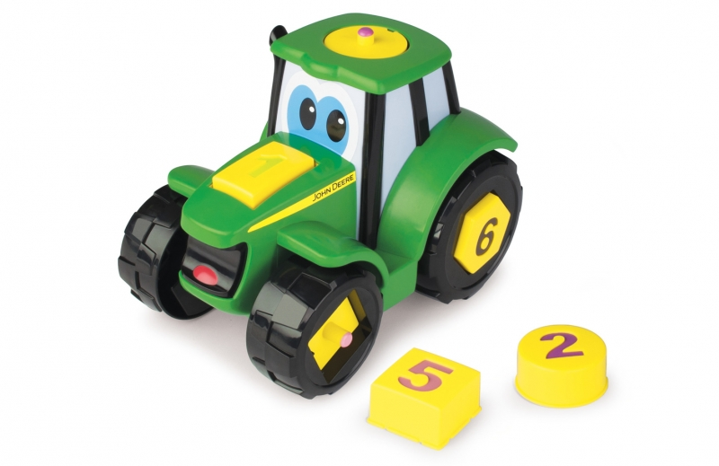 Jonny Learn and Play Tractor Britains 46654