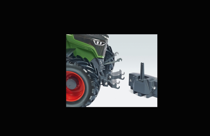 WIKING 7349 Fendt 1050 Vario Front Linkage