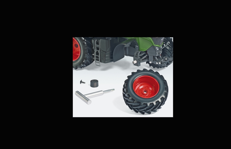 WIKING 7349 Fendt 1050 Vario Tool for Removing Wheels