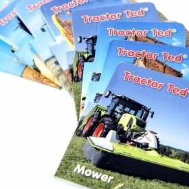 Tractor Ted Memo Pad