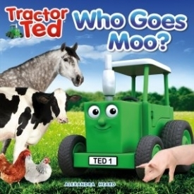 Tractor Ted Who Goes Moo?