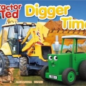 Tractor Ted Digger Time
